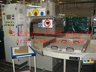四工位轉盤式高頻機/高周波TPU氣囊熱合機
