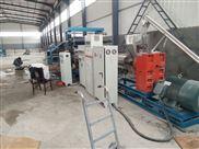 塑料板材設備經過測試系統安全控制性能優良可提高生產效率和產品質量