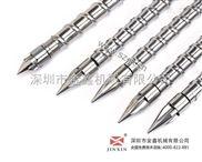 东莞立式注塑机螺杆*注塑机法兰射咀销售*金鑫性能可靠