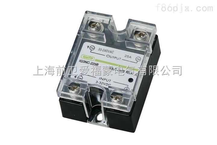 ig3nc 单相交流固态继电器