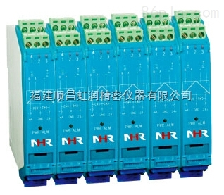 虹润推出电压输入检测端隔离栅NHR-A31系列