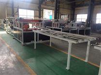 合成樹脂瓦設備、 防腐隔熱瓦生產線