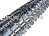金属合金造粒螺杆