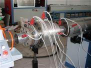 PP-R冷热水管挤出生产线