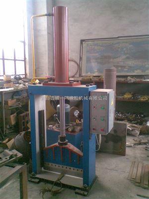 XQL-8液压单刀切胶机