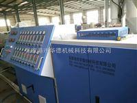 mpp电力管顶管挤出机生产线