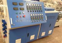 SJ65/33单螺杆挤出机张家港市华德机械科技有限公司20-110mm pe,ppr三层共挤管材生产线