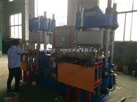 发泡杠铃片真空硫化机,橡胶杠铃片平板硫化机,杠铃片硫化机