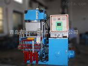 单轴真空热压平板机/硫化机