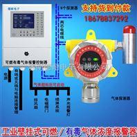 工业罐区乙酸甲酯检测报警器,毒性气体报警器报警值设定为多少合适?