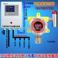 化工厂仓库甲苯浓度报警器,气体报警仪的一级报警点和二级报警点设定多少