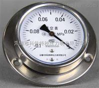 耐震真空压力表ZN-40/50/ZN60/ZN75/ZN100/ZN150