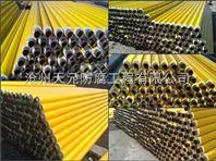 黄夹克聚氨酯保温钢管价格行情