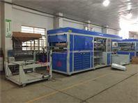 供应发泡立体墙贴吸塑机 上海骏精赛厂家生产 全自动吸塑机 冲切一体 可送模具