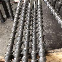 橡胶机螺杆机筒