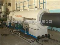 青岛HDPE供水燃气管材生产线