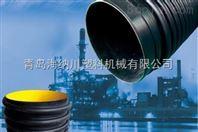 青岛专业中空壁缠绕管生产线 克拉管设备
