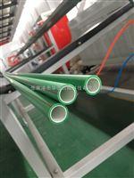 PP,PE聚丙烯聚乙烯20-110塑料管材挤出机两层三层硅芯管生产线