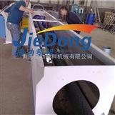硬式透水管曲纹透水管生产线