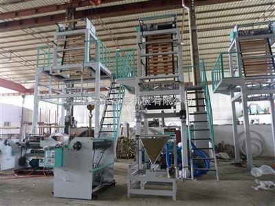 厂家专业生产 pe塑料袋吹膜机 700型