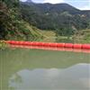 FT60*100荆竹水库进水口拦漂排蓝藻水草拦截浮筒