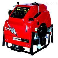 丹鹿65马力汽油手抬森林消防泵