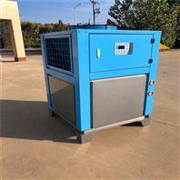 河南廠家風冷式冷水機拉絲專用冷凍機
