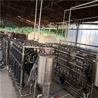 牛奶超滤膜浓缩设备-膜过滤分离设备厂家
