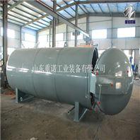 蒸汽直接加热硫化罐 废旧轮胎硫化设备