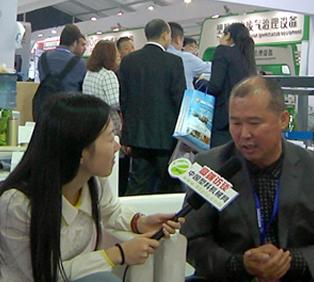 CHINAPLAS 2016:专访青岛三益塑机总裁周玉亮