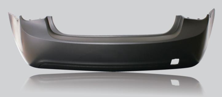 改性塑料何以成为汽车保险杠首选材料